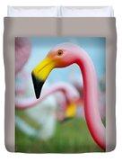 Flamingo 1 Duvet Cover