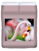 Flamingo 5 Duvet Cover