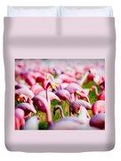 Flamingo 7 Duvet Cover