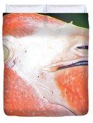 Flamingo Nose Duvet Cover