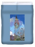 Flatiron Reflections Duvet Cover