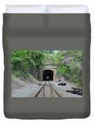 Flatrock Tunnel Duvet Cover