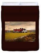 Flemingsburg Farm Ky Duvet Cover