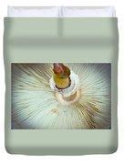Flippin Shroom Duvet Cover