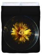 Floatting Flower Duvet Cover