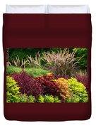 Flora 9 Duvet Cover