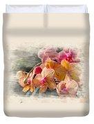 Floral Beauty Duvet Cover