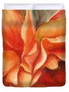 Floral Flash Duvet Cover
