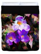 Floral Jam Duvet Cover