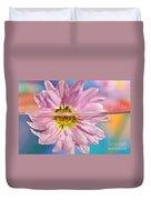 Floral 'n' Water Art 5 Duvet Cover