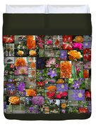 Florals Duvet Cover