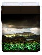 Flores Island - Azores Duvet Cover