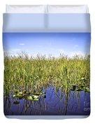 Florida Everglades 5 Duvet Cover
