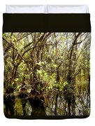 Florida Everglades 9 Duvet Cover
