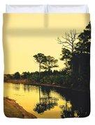 Florida Landscape II Duvet Cover