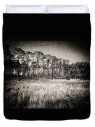 Florida Pine 2 Duvet Cover