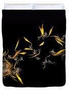 Flower - Daisy - Gone With The Wind Duvet Cover