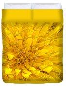 Flower - Dandelion Duvet Cover