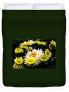 Flower 21 Duvet Cover