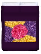 Flower Carpet Duvet Cover
