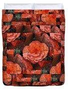 Flower Garden Delightful Duvet Cover
