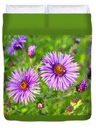 Flower Mania Duvet Cover