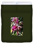 Flower Painting 0002 Duvet Cover