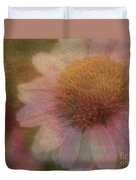Flower Paper Duvet Cover