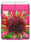 Flower Pink Duvet Cover