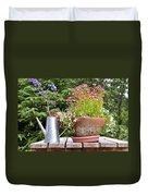 Flower Pot 6 Duvet Cover