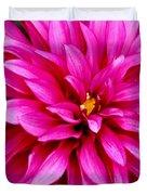 Flower Squared Duvet Cover