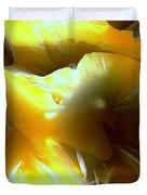 Flowering Fractal Duvet Cover
