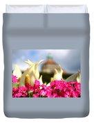 Flowers - Botanical Garden Munich Duvet Cover