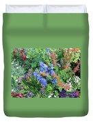Flowers Galore Duvet Cover
