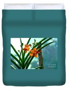 Flowers In Spring Duvet Cover