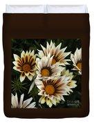 Flowers Of New Zealand 2 Duvet Cover