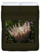 Flowers Of New Zealand 3 Duvet Cover