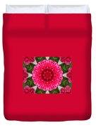 Flowery Creation Duvet Cover