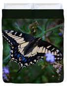 Fly Butterfly Fly Duvet Cover