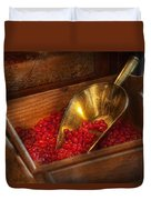 Food - Candy - Hot Cinnamon Candies  Duvet Cover