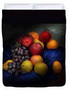 Food - Fruit - Fruit Still Life  Duvet Cover