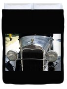 Ford A 1931 Headlights Duvet Cover
