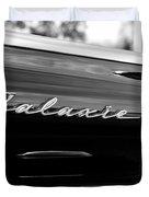 Ford Galaxie Duvet Cover