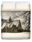 Ford, Northumberland, England Country Duvet Cover