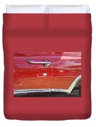 Ford Ranchero Door And Side Panel Duvet Cover