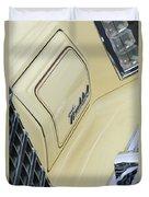 Ford Thunderbird Head Light Duvet Cover