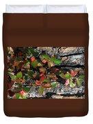 Forest Color Duvet Cover