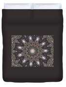 Forest Mandala 1 Duvet Cover