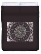Forest Mandala 3 Duvet Cover