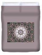 Forest Mandala 4 Duvet Cover